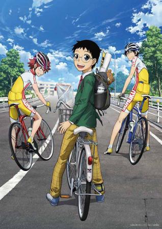TB Yowamushi-Pedal